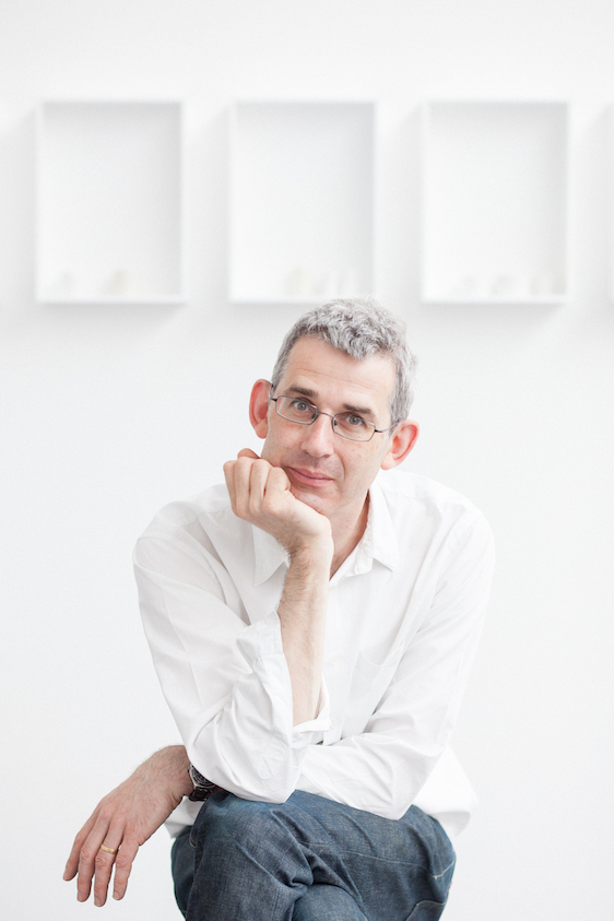 Edmund de Waal. Photo: Ben McKee