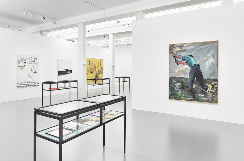 TRUE STORIES<br>A SHOW RELATED TO AN ERA - THE EIGHTIES: PART I - Galerie Max Hetzler