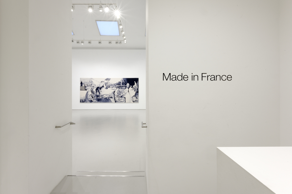 Made in France - Galerie Max Hetzler