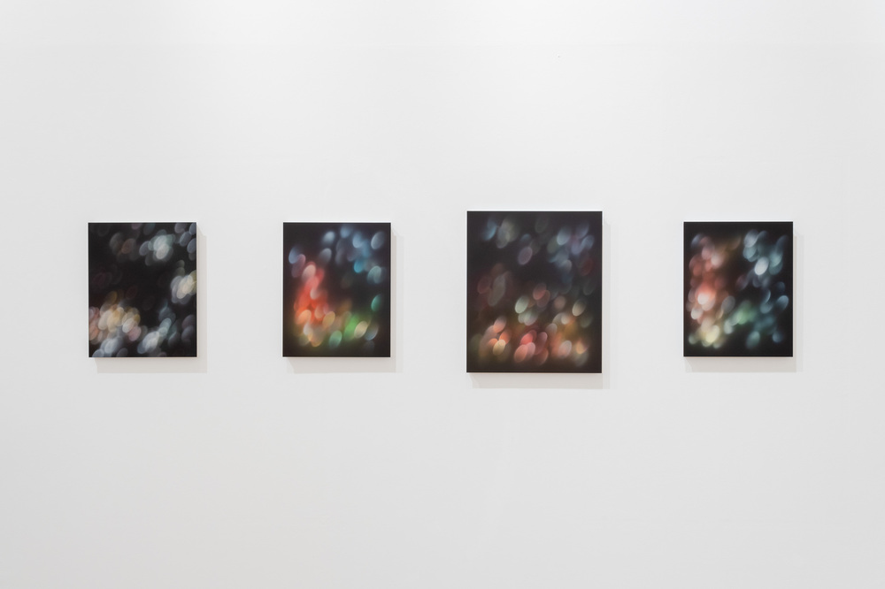 Installation view: Darren Almond,