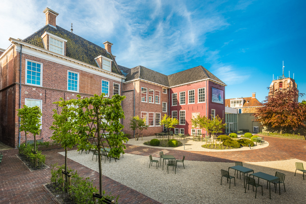 Princessehof National Museum of Ceramics, Leeuwarden, photo: Ruben van Vliet