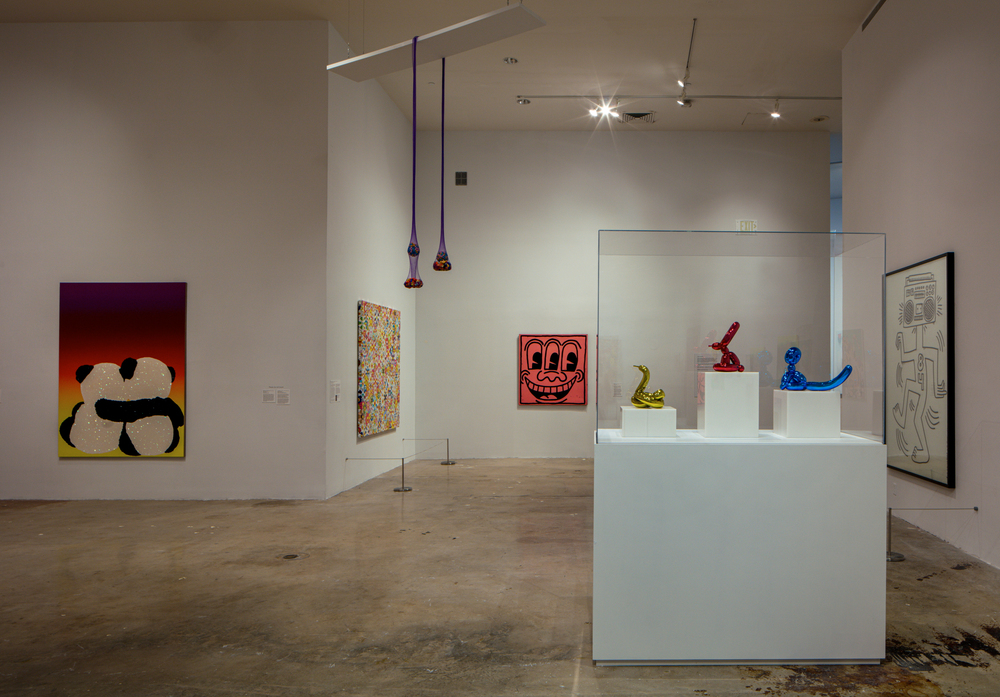Installation view: NSU Art Museum Fort Lauderale, 2019. Photo: Steven Brooke