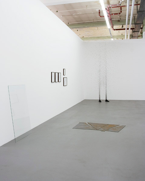 Access All Areas, a drawing exhibition - Galerie Max Hetzler
