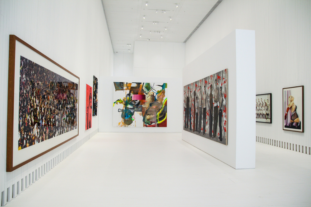 Installation view: Kistefos Museum, Jevnaker, 2020. Photo: Ida Oehlen