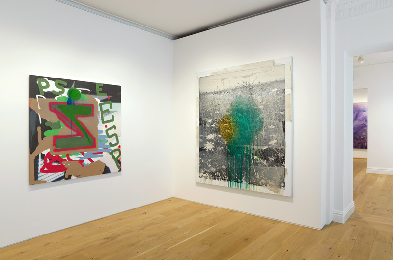 INPUT / OUTPUT: PAINTING AFTER TECHNOLOGY - Galerie Max Hetzler