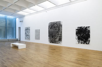 Albert Oehlen, Christopher Wool