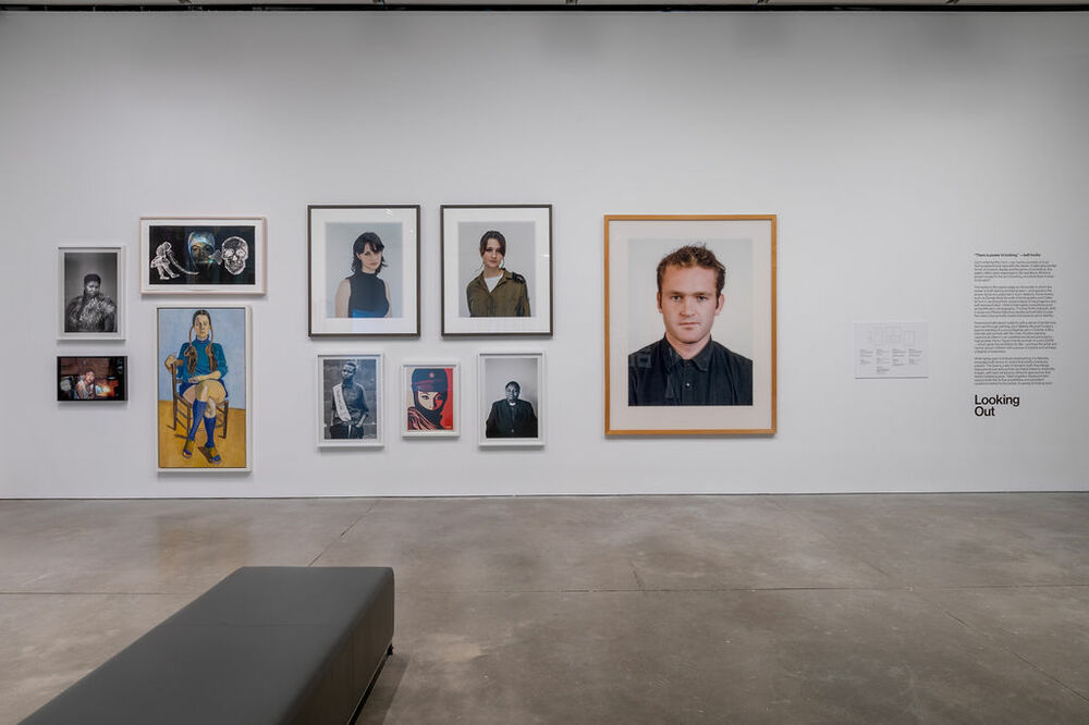 Installation view: Institute of Contemporary Art, Boston, 2020-21, photo: Mel Taing