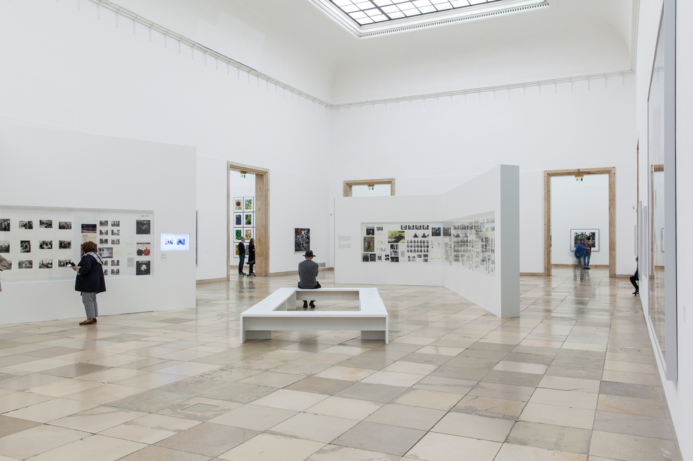galerie max hetzler thomas struth figure ground 2017. Black Bedroom Furniture Sets. Home Design Ideas