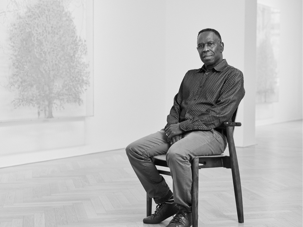 Charles Gaines, photo: Holger Niehaus
