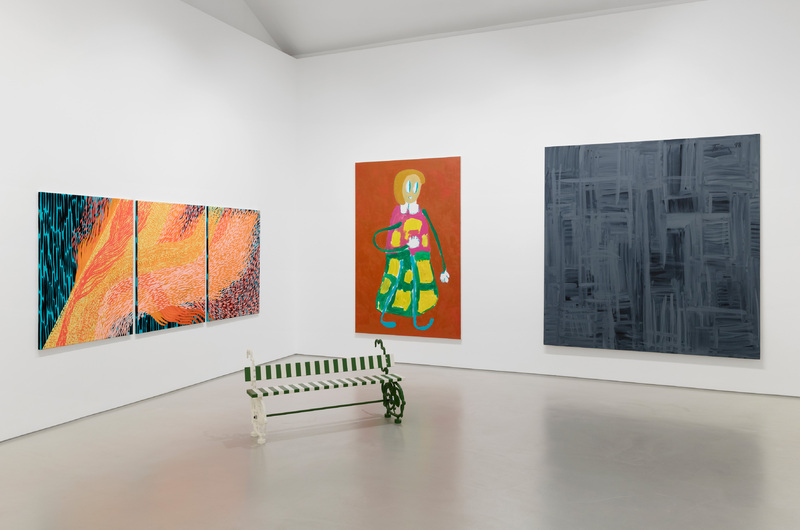 FIAC at the gallery - Galerie Max Hetzler